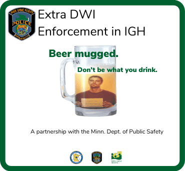 news flash DWI Grant