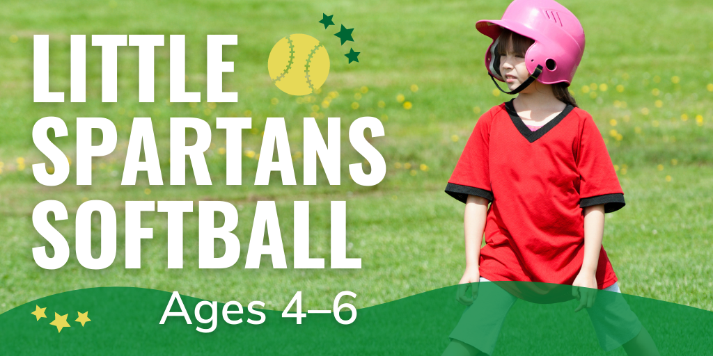 Spartans Youth Softball web news flash 1024 x 512