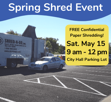 Spring Shred Event 2021 City Newsflash