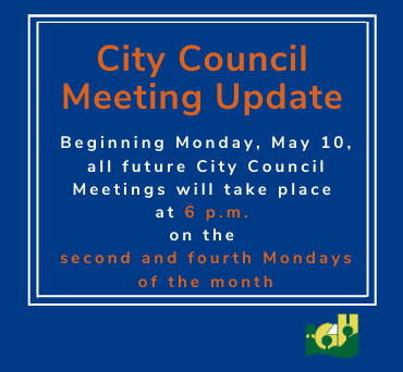 CC Meeting Time Change news flash 370x342