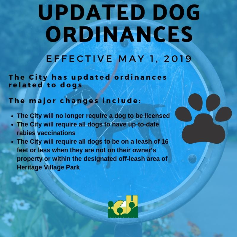 Dog Ordinances
