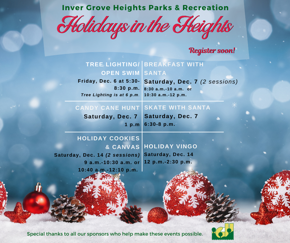 Holiday in the Heights 2019
