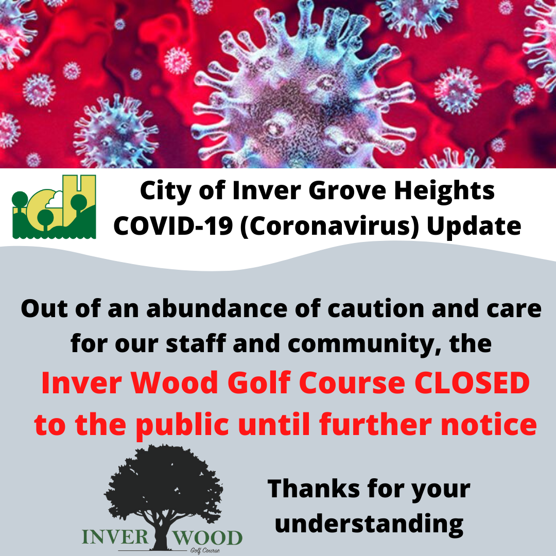 City COVID-19 Update - Social Media Graphic - IWGC closure - 3.18.20