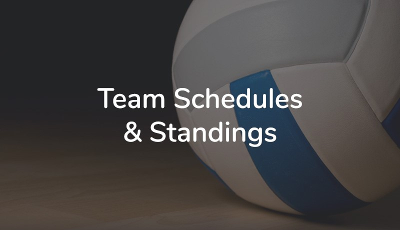 1(Team schedules and standings)