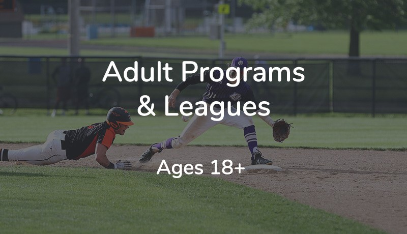 1(Adult programs and leagues)