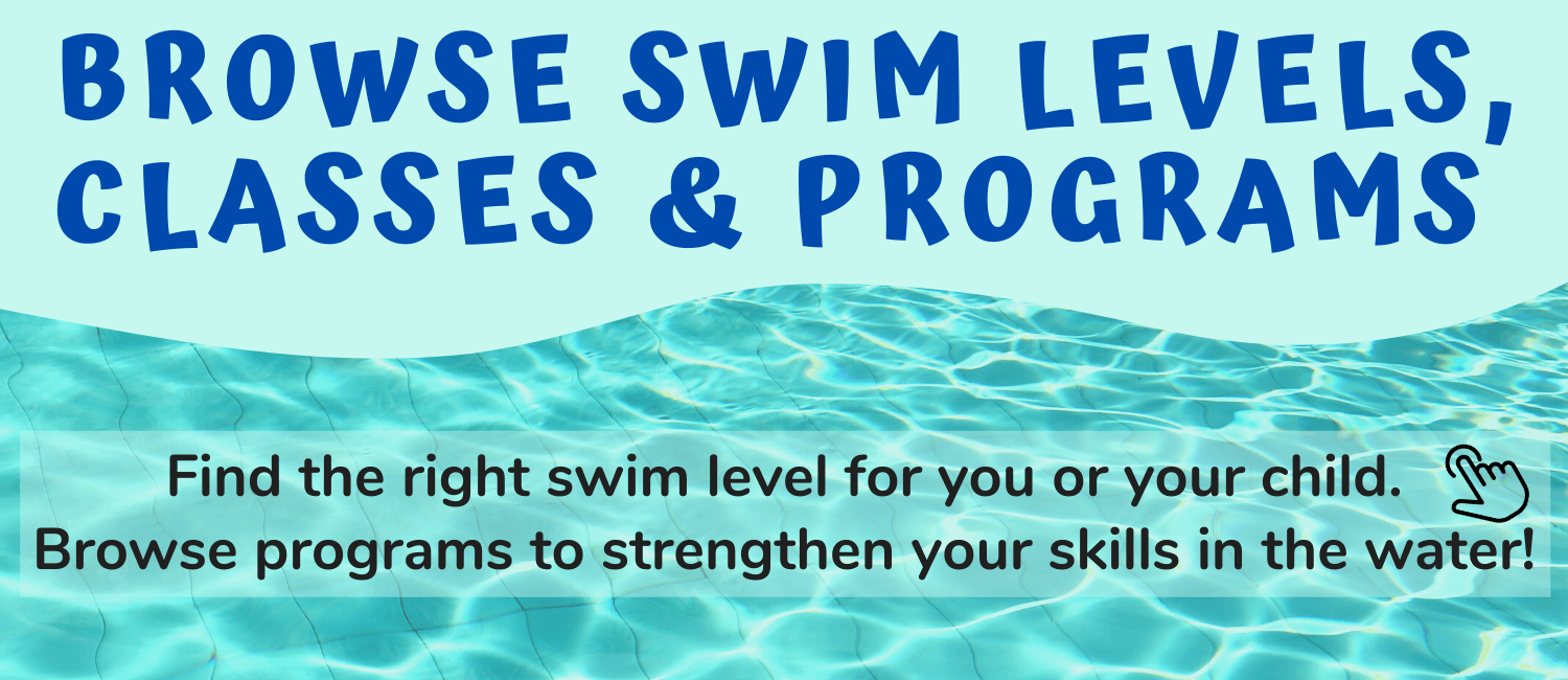 Tab Image Template - Swim Lessons and programs