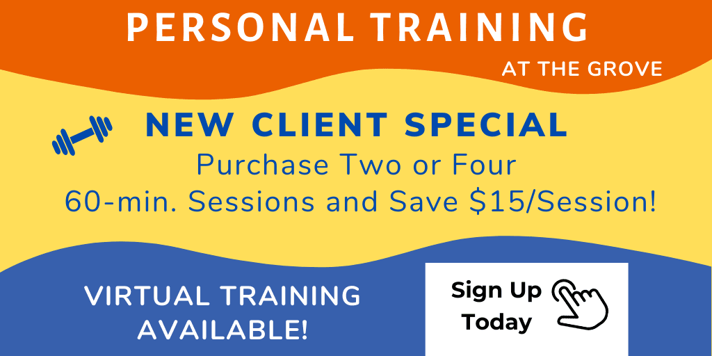 news flash - PT new client special