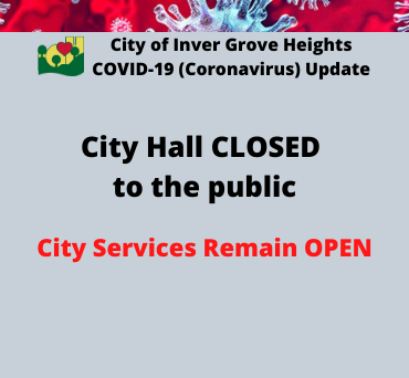 City COVID updates - News Flash - 370x342px