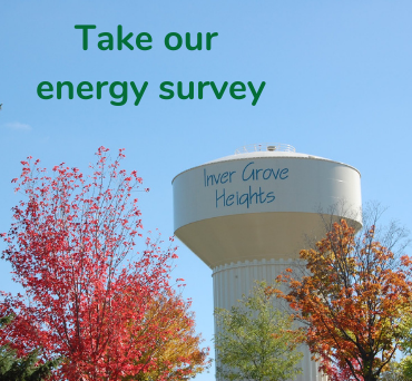 Take our energy survey