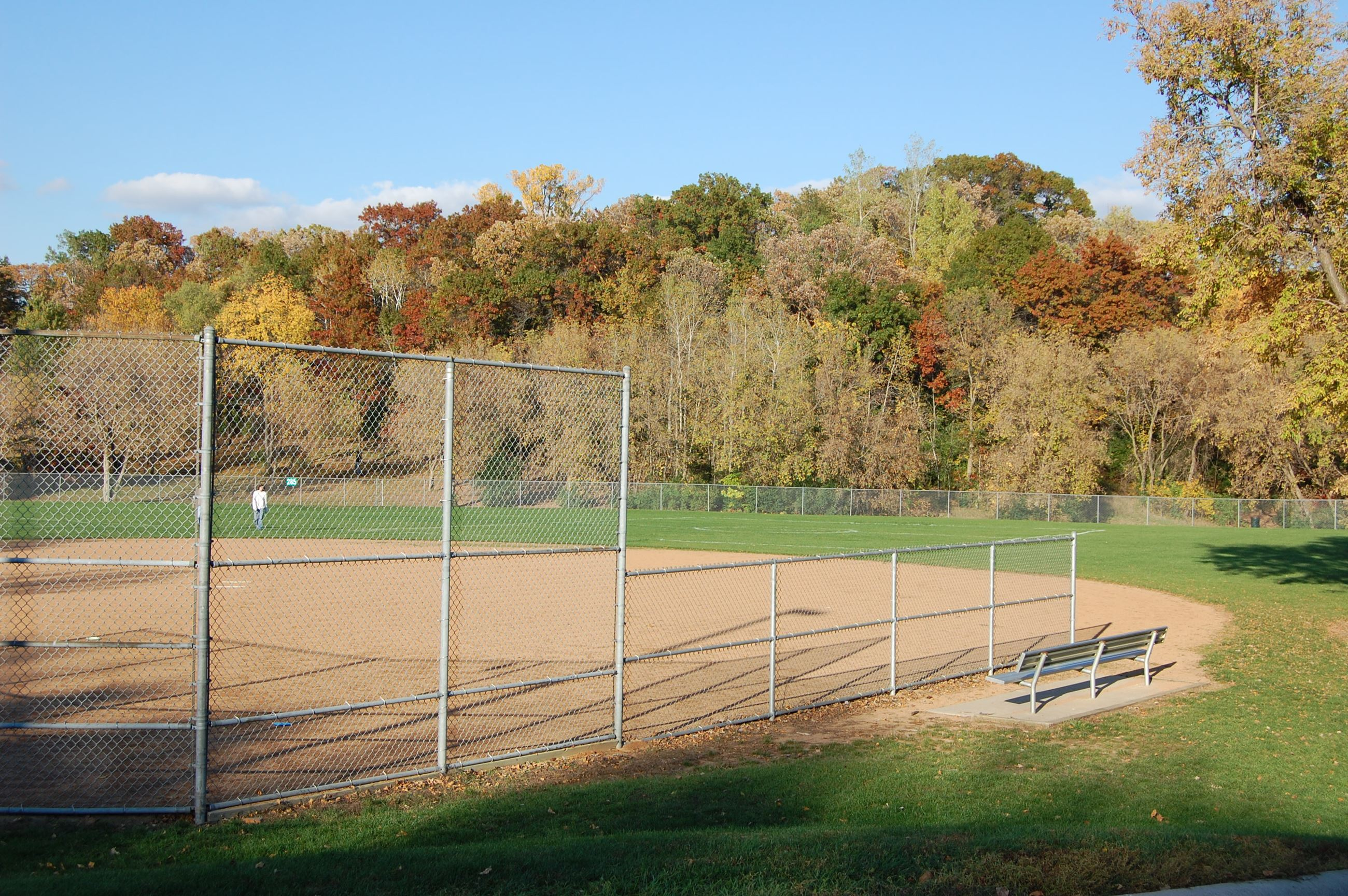 North Valley Park Baseball Field