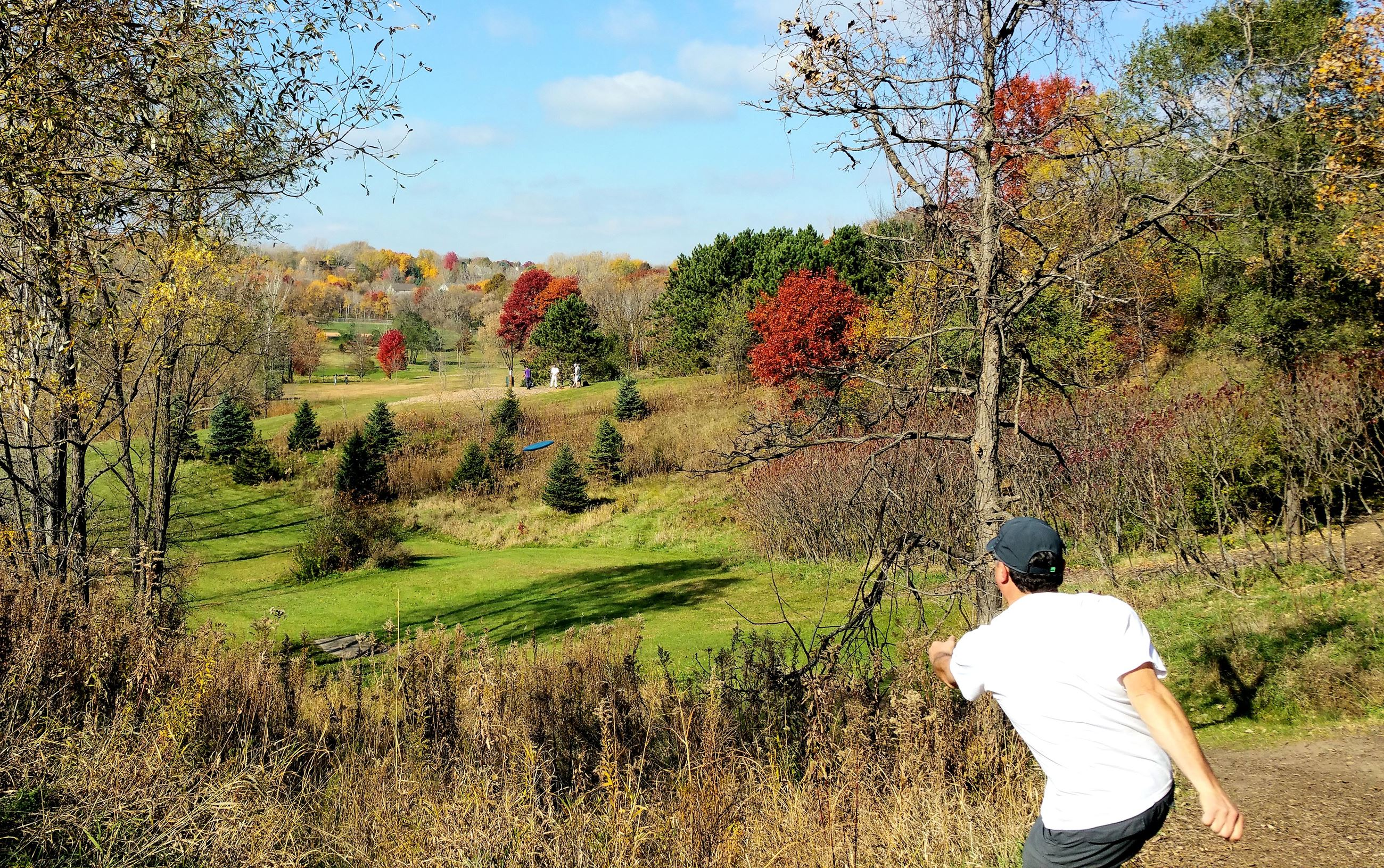 North Valley Park - Disc Golf Course