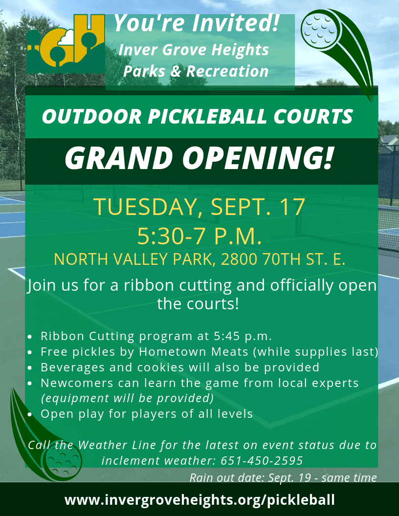 Pickleball invitation - FINAL