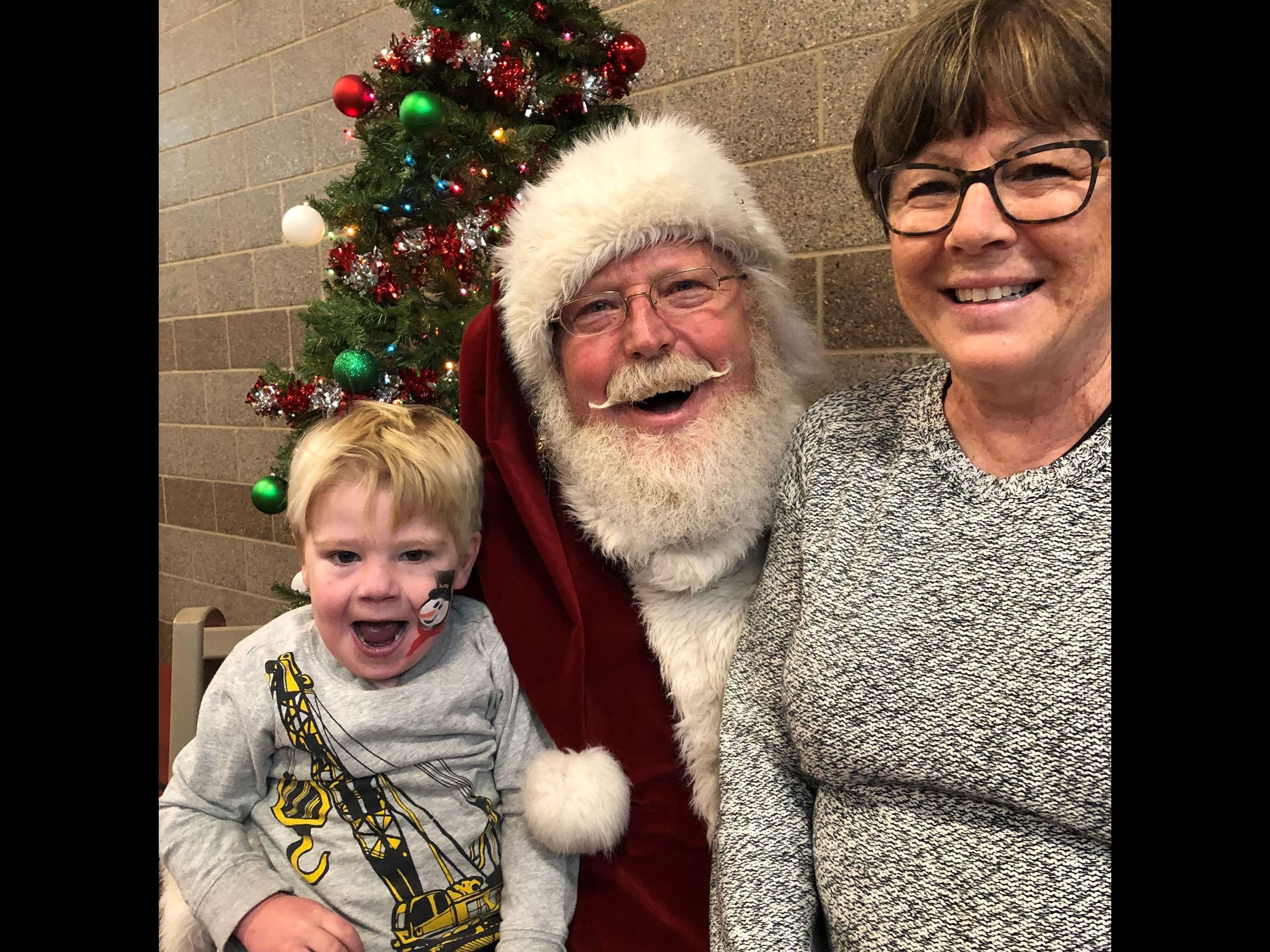 City of IGH Breakfast with Santa 2018