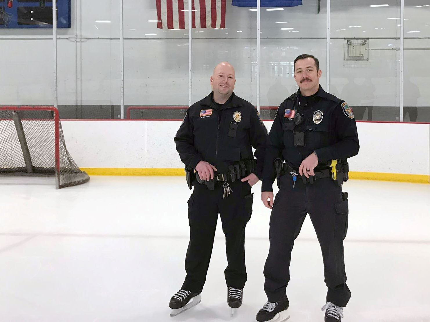 special events Skate with a Cop