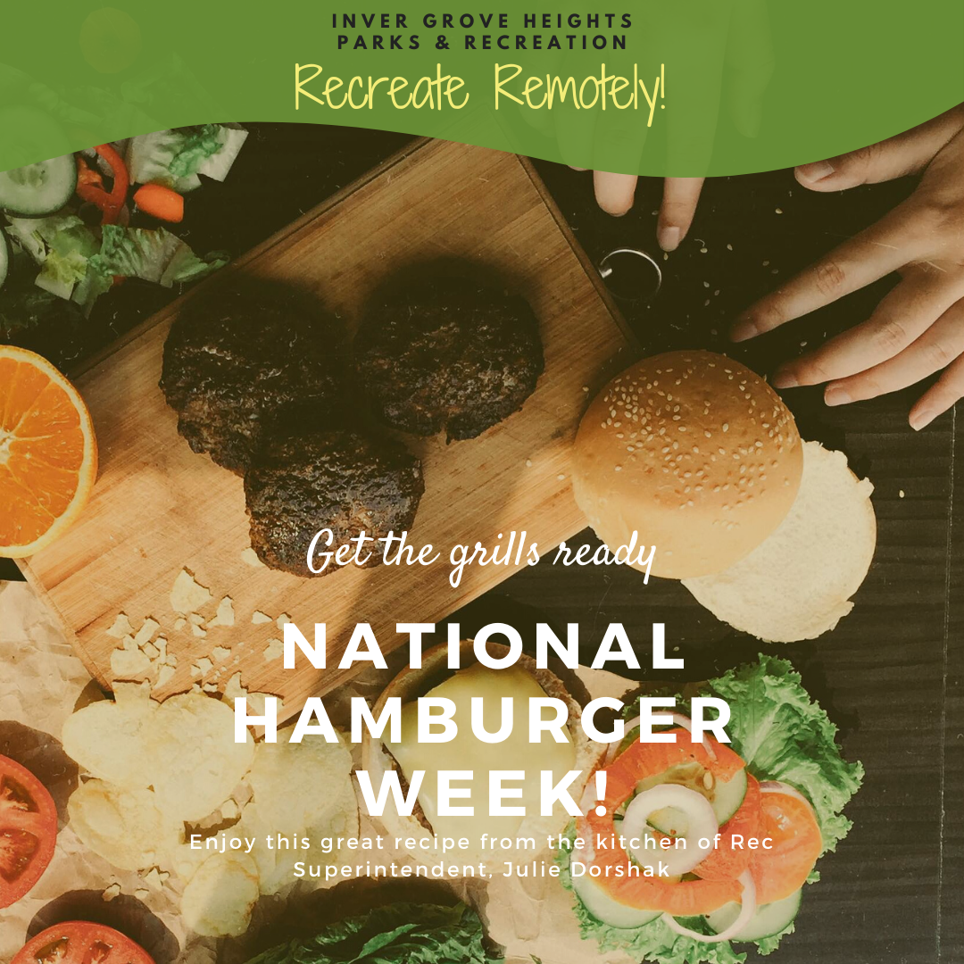 National Hamburger Week