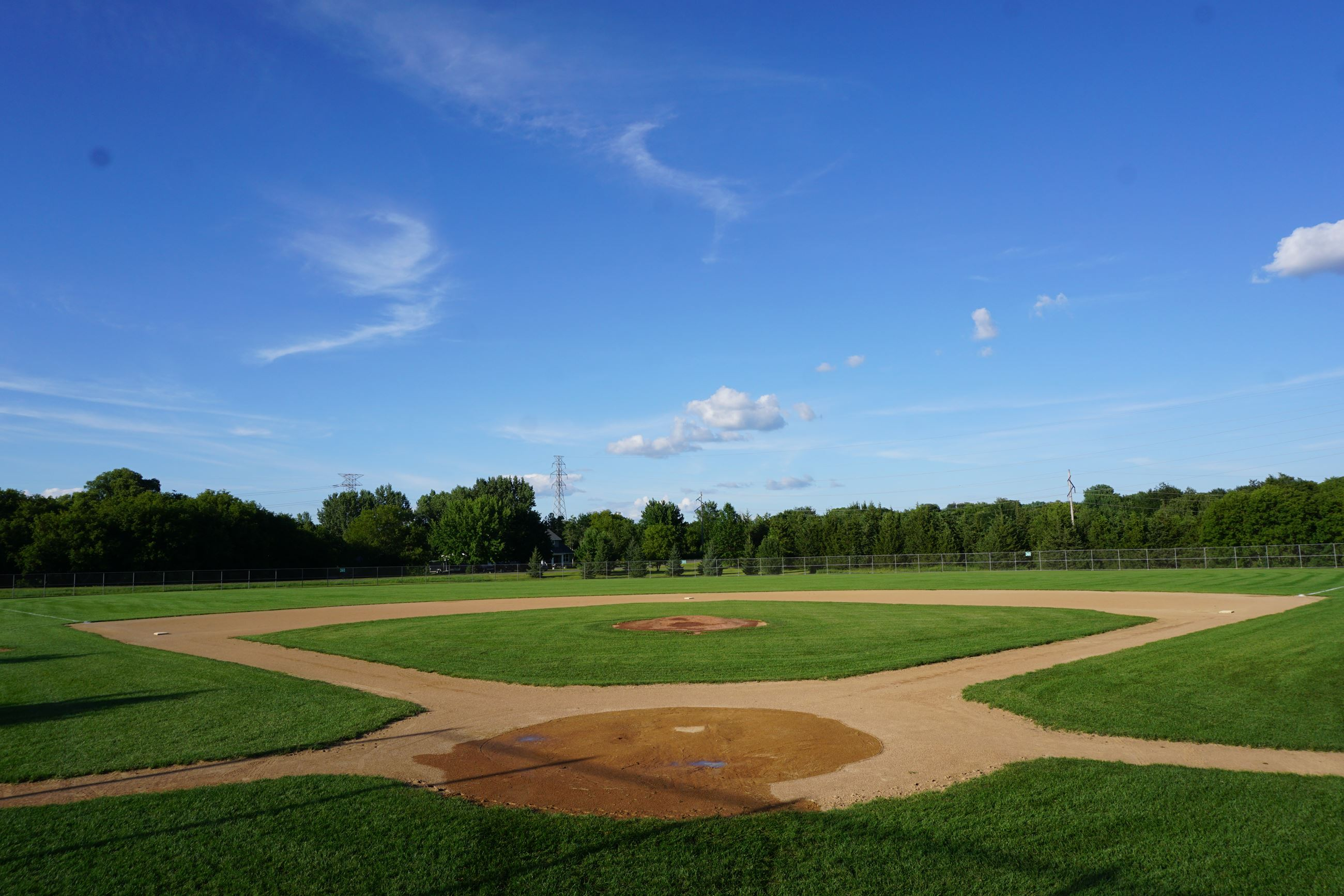 Rich Valley Baseball Field
