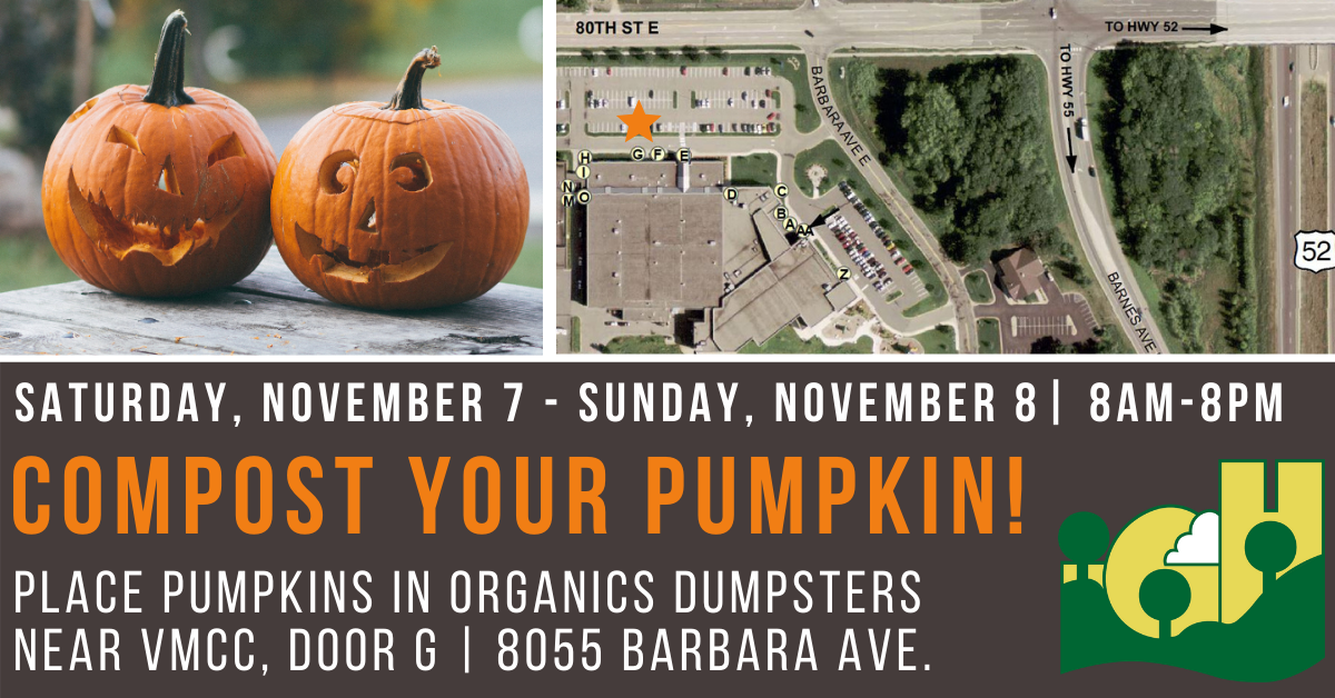 Compost Your Pumpkin