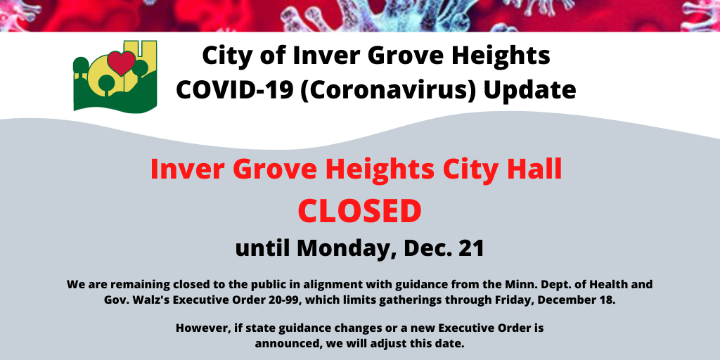 City COVID-19 Updates - Site Splash 1024x512