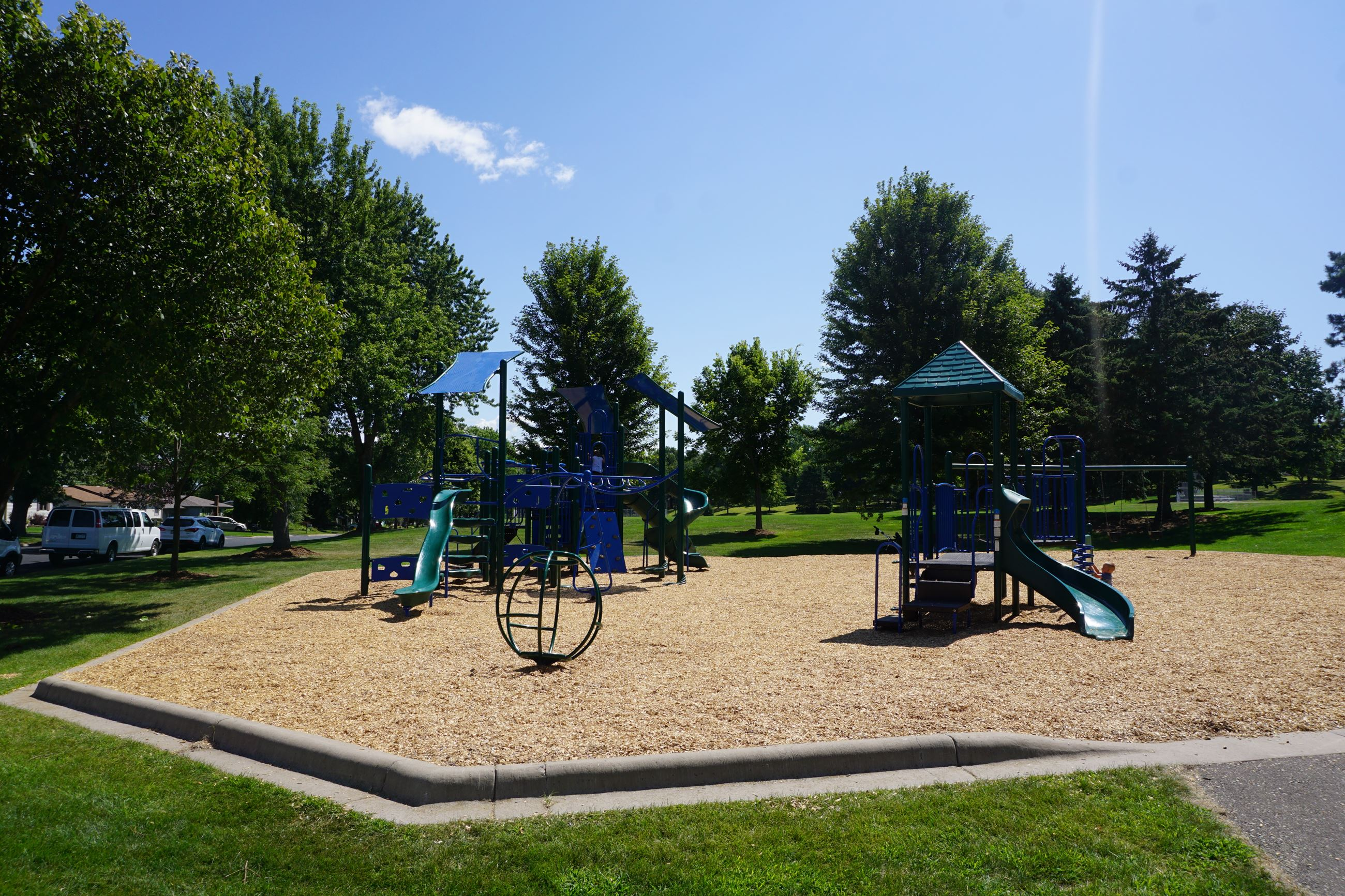 oakwood playground